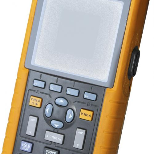 Spark Scan 1 - scope meter Spark Scan 1 is designed for operators who want to monitor their high voltage traces in a simple way.