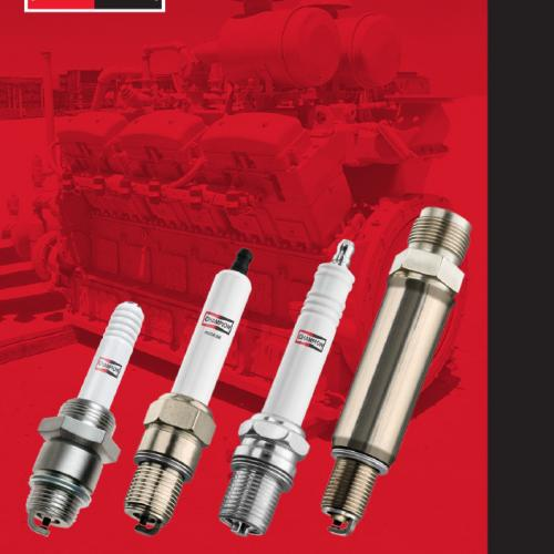 Champion Industrial Spark Plugs