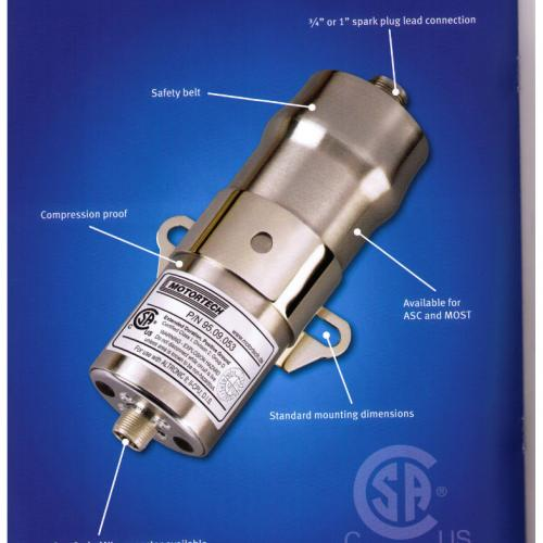 CSA Certified Ignition Coils